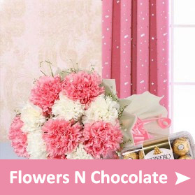 Flowers and Chocolates Delivery