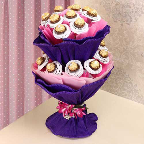 Chocolate Bouquet Online Delivery