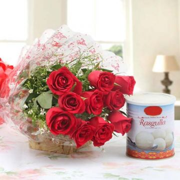 Roses Glory - Gifts for Raebareli