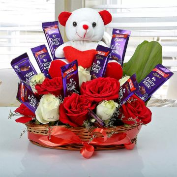 Special Surprise Arrangement - Gifts for Dharamsala