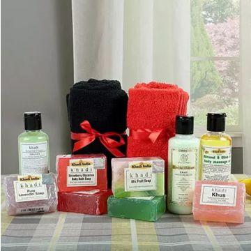 Khadi Ladies Love Spa Hamper