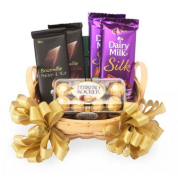 Feast of Chocolates Hamper