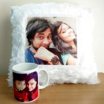 Combo of Love Bond - Friendship Day Gifts to Ludhiana