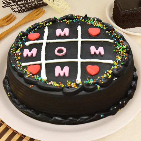 Chocolate Cake for Mother- healthy Mother's Day gift ideas