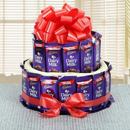 Dairy Milk Collection- mother's day chocolate gifts