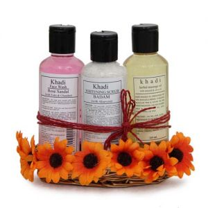 Khadi Grooming Kit - Gifts for Daughter's Day