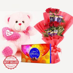 Adorable Cute Surprise - Teddy Day Gifts Online - Best Gift Ideas for Teddy Day
