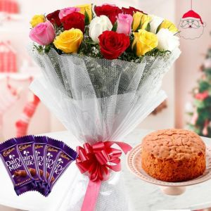 Christmas Sweetness - Send Christmas Gifts Delivery Across India