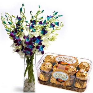 Admirer Her - Send Christmas Flowers Online