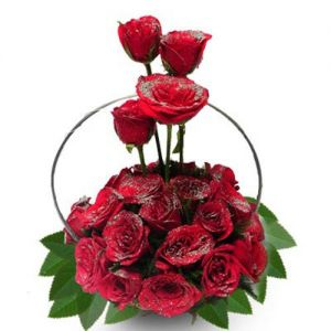Sliver glory - Send Valentines Day Flowers Online