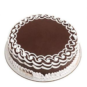 Chocolate Cake 500gm - Online Cake Delivery : Same Day Cake Delivery In India
