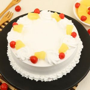 Pineapple Cake - Send Karwa Chauth Gifts Online
