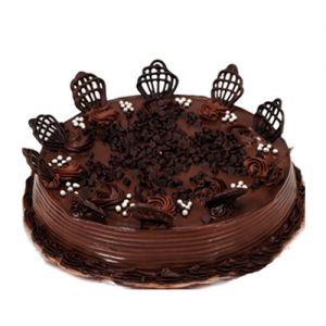 1 kg Rich Chocolate truffle  - Cakes Same Day Delivery