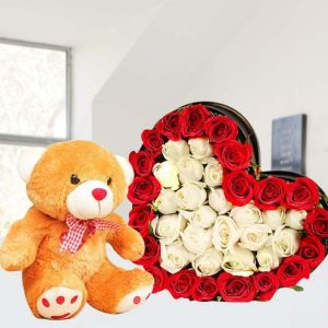 Love U My Sweetheart - Teddy Day Gifts Online - Best Gift Ideas for Teddy Day