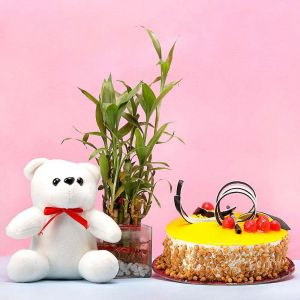 Sweet And Simple - Teddy Day Gifts Online - Best Gift Ideas for Teddy Day