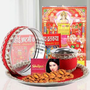 Complete Karwa Chauth Delight - Karwa Chauth Gifts for Bahu