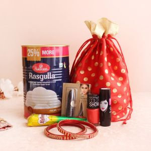 Ultimate Surprise  - Karwa Chauth Gifts for Wife