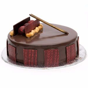 Gianduja Cake One Kg     - Gifts Under 2000