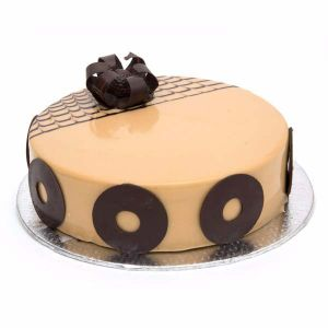 Hazelnut Cappuccino Cake - Online Cake Delivery In Noida