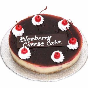California Blueberry Cheese Cake