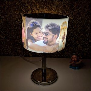 Nostalgia Circlet - Personalized Rotating Lamp Shade - Personalized Lamps Online