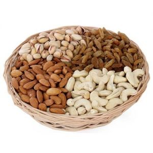 One kg Dry fruits Basket - Corporate Gifts Online