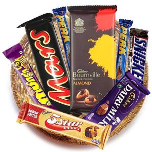 Tantalizing Choco Combo - Chocolate Delivery Online