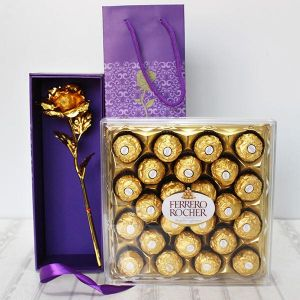 A Golden Surprise - Ferrero Rocher Online