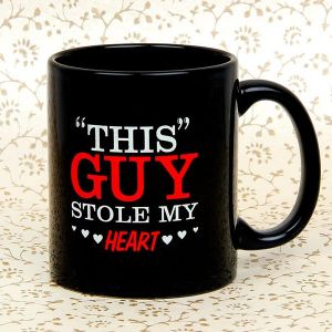 Stole My Heart - Valentines Day Gifts for Husband
