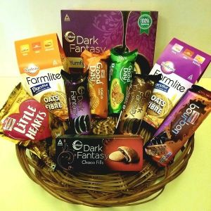 Cookies Collection - Send Gift Hampers Online