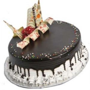 Choco Vanilla Cake - Cakes Same Day Delivery