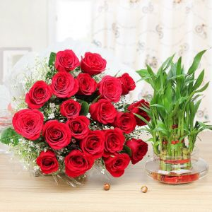Charming Lucky Love - Send Birthday Gifts Online India