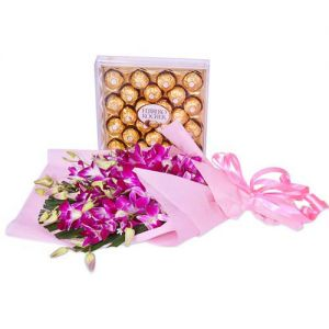 Exotic Love - Chocolate Delivery Online