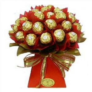 Bouquet of Chocolates - Chocolate Delivery Online