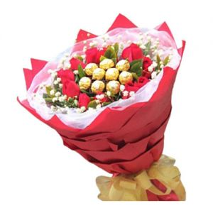 Best Of Love - Chocolate Delivery Online