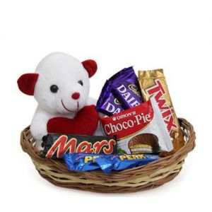 Basket of Love - Combo Gifts Online