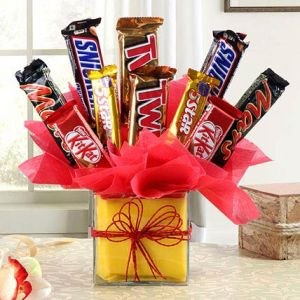 Relish Of Heavenly Treat - Chocolate Delivery Online
