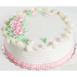 Vanilla Cake - Online Cake Delivery : Same Day Cake Delivery In India