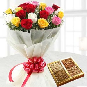 Flowers and Dryfruits Online