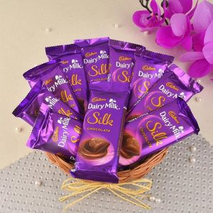 Silk Hamper