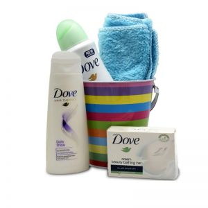 Dove Gift Hamper - SPA And Cosmetics Gifts Hampers