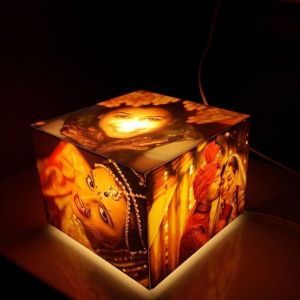 Rectangle Lamp TT - Personalized Lamps Online