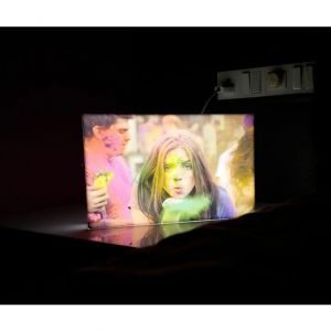 A4 Photo frame - Personalized Lamps Online