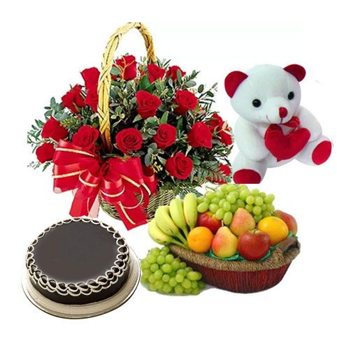 Healthy Hamper- mothers day gifts from son