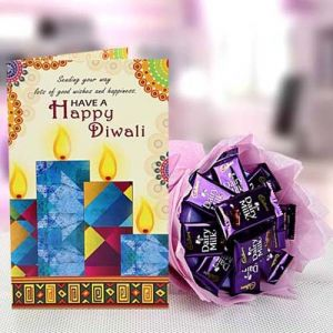 Graceful Surprise - Diwali Gifts to Aligarh