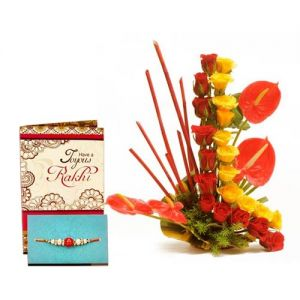 Rakhi Wow Basket