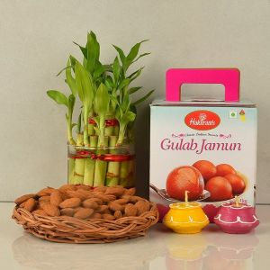 Diwali Lucky Hamper - Diwali Gifts to Aligarh