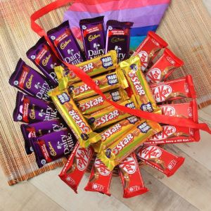Decent Chocolate Romance - Diwali Gifts to Aligarh