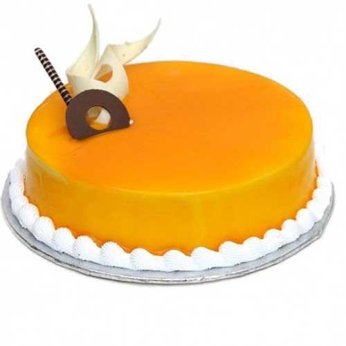 Mango Cake Half Kg for Fathers day