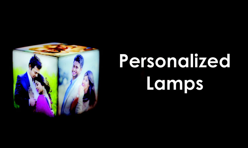 Personalized Lamps Online